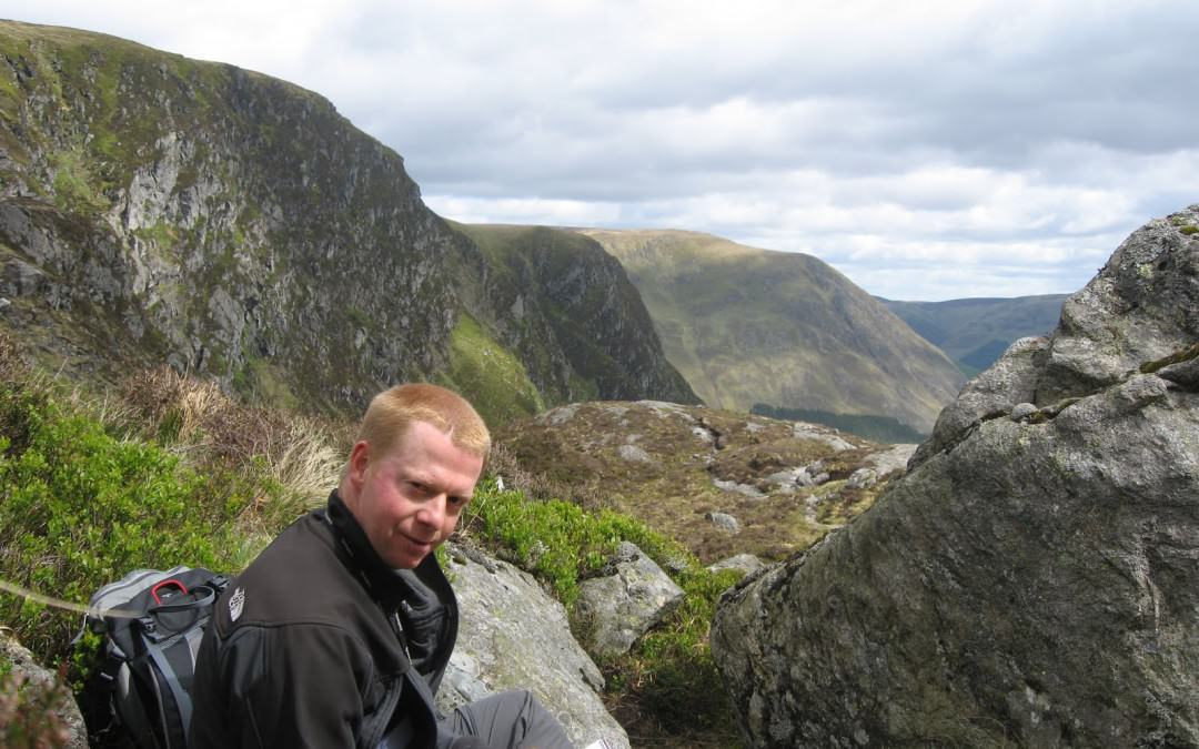 Geocachen in de Cairngorm Mountains (Scottish Highlands)